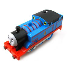 T0171 wholesale Chinldren child boy girl toy gift Thomas and friend Trackmaster engine Motorized train NO.1 Thomas