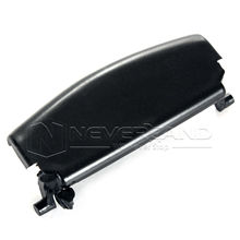 1x Black Car Armrest Lid Latch Clip Catch For AUDI A4 B6 2002-2007 4 doors Centre Console Cover Freeshipping(China)