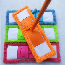 New Cleaning Pad Coral Velet Refill Household Dust Mop Head Replacement