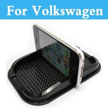 Non-slip Mat Magic Sticky Pad holder For Volkswagen Golf R Beetle Bora Eos Fox Golf GTI Golf Plus