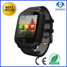new 1.54 inch 3G WIFI GPS smart watch Android smartwatch watch phone with camera 1G RAM 8G ROM Large memory heartrate detect