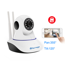 Techage 1080 P 720 P Sans Fil IP Caméra Night Vision Baby Monitor Home Security 2MP 2-Façon Enregistrement Audio CCTV Wifi Caméra Yoosee APP(China)