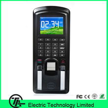 Biometric fingerprint ID card access control system and time attendance TCP/IP communication MF151 fingerprint recognition(Hong Kong)