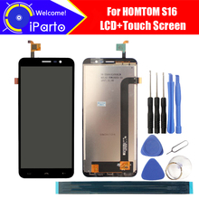 Buy 5.5 inch HOMTOM S16 LCD Display+Touch Screen Digitizer Assembly 100% Original New LCD+Touch Digitizer S16+Tools for $22.75 in AliExpress store