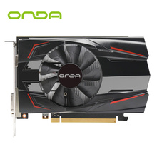 Onda GT1030 2G GDDR5 64bit Graphics Card With HDMI+DVI and Cooling Fan Support High Definition Video Card  384 stream processor