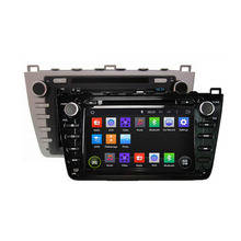 Octa/Quad Core Android 7.1/6.0/5.1  Fit MAZDA 6 , Ruiyi , Mazda6 Ultra 2008 - 2011 2012 Car DVD Player Navigation GPS Radio