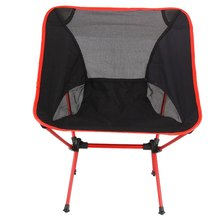 Top sale Portable Folding Chair Beach Seats for Hiking and Fishing Festival Picnic BBQ Camping Stool Seat Chair(China)