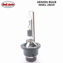 Left Corner (4pcs/lot) HID Xenon Bulb OEM 90981-20029 D4R 4300K 35W for Toyota accept Paypal(China)