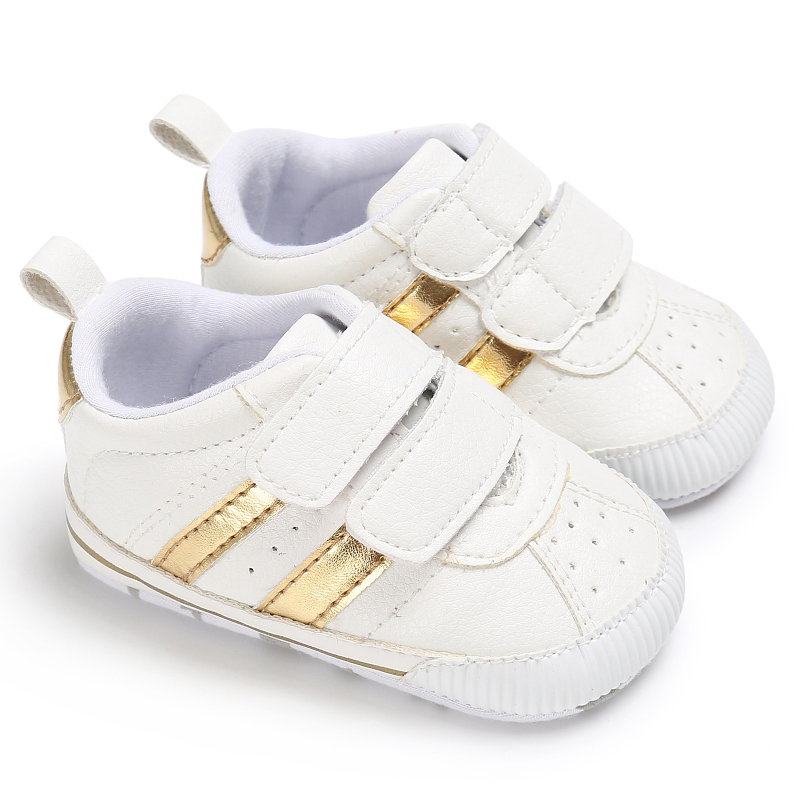 Fashion PU Leather Baby Moccasins Newborn Baby Shoes For Kids Sneakers Infant Indoor Crib Shoes Toddler Boys Girls First Walkers 6