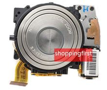 FREE SHIPPING! Digital Camera Repair Parts for NIKON L16 L18 LENS ZOOM Unit NO CCD (Color: Silver)