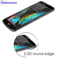 Buy Dreamysow Full Cover Screen Protector LG K10 2017 K8 G6 K 10 8 Toughened Tempered Film K8 2016 Protective Case Glass for $0.96 in AliExpress store