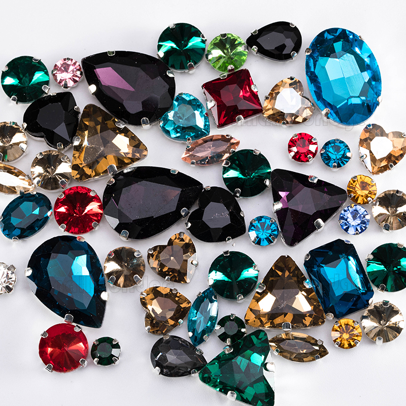 Crystal Rhinestones For Clothing (2)