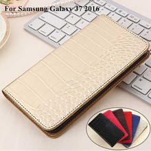 Wallet Style Cover Case For Samsung Galaxy J7 2016  Leather Flip Cover For Samsung Galaxy J7 2016 J710 Mobile Phone bag
