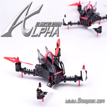 Buy Graupner Alpha 300Q 3D Race Copter RFH RC Race Copters RC plane Race Quadcopter for $350.55 in AliExpress store