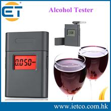 Mini Digital LCD display with red backlight alcohol breath tester(China)
