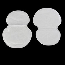 50Pcs Underarm Dress Clothing Armpit care sweat scent perspiration Pad shield Absorbing deodorant Antiperspirant
