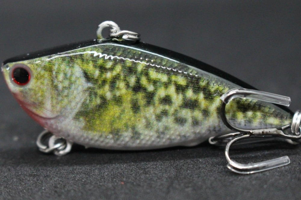 17 wLure Life Like Pattern Fishing Lure with Upgraded Treble Hooks 42
