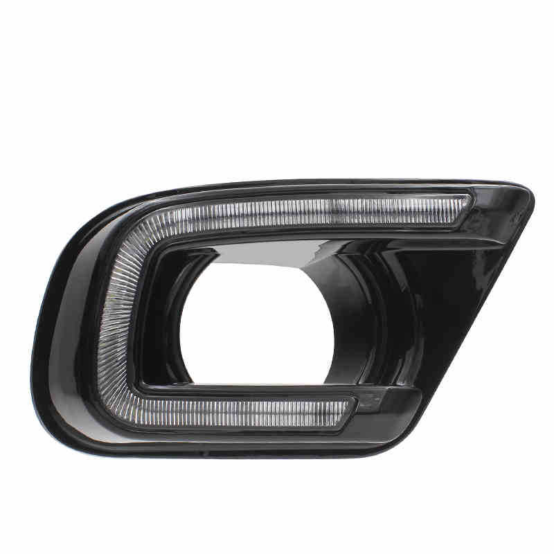 LED Daytime Running Light for Dodge Journey JCUV 2014 2015 DRL accessories Car styling<br><br>Aliexpress