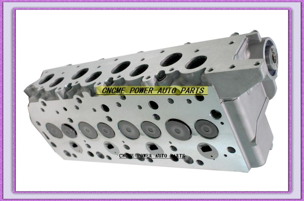 4D56 4D55 Cylinder Head Assembly For Ford Bronco Ranger For Mitsubishi Montero Pajero L300 For Hyundai H1 H100 MD185918 908 611 (4)