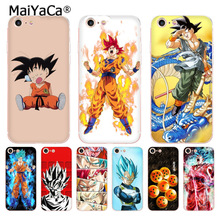Buy MaiYaCa Dragon Ball Super Vegeta ball soft tpu phone case cover Apple iPhone 8 7 6 6S Plus X 5 5S SE 5C 4 4S case funda for $1.22 in AliExpress store