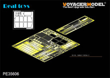 Voyager MODEL 1/35 PE35606 PLA BJ212 Military Jeep (For TRUMPETER)