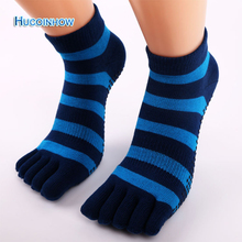 HUCOINHOW 2Pair/dozen Women's Stocking High Quality Cotton Sports Anklets Colorful Sox For Women's Yoga Socks(China)