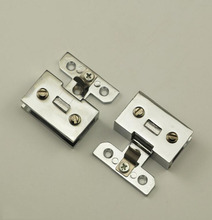Display cabinet Glass Door Hinge X4