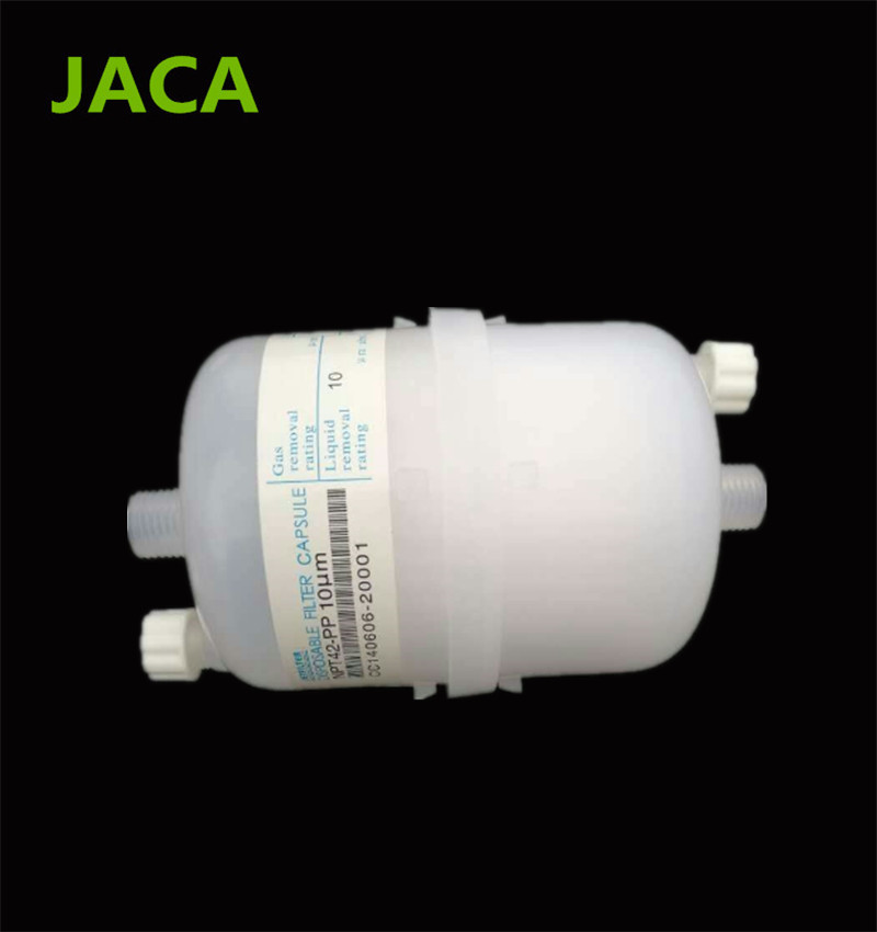 Ceramic Inkjet Machine for White Filter Capsule Style<br>