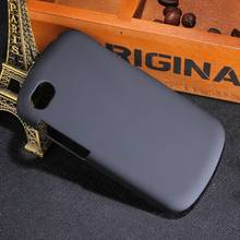 New Black Color Luxury Rubberized Matte Plastic Hard Case Cover For Blackberry Q10