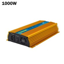 1000W 24V solar power grid tie micro inverter 20-45V DC to AC 120/230V Pure Sine Wave Inverter 1000WATT for 24V 36V solar panel
