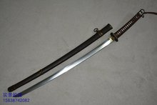 Rare WWII Japanese Officer saber Katana / DAO, Handmade,Battlefield comand,Collection & Adornment