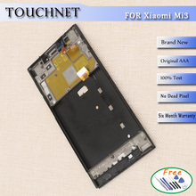 5Pcs/Lot Good Woking CDMA& WCDMA LCD Display + Touch Screen Digitizer Assembly For Xiaomi M3 Smart Phone