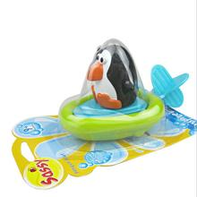 Peradix Swimming Toys Penguins Crocodile Sassy Pull Spring Water Gifts For Kids