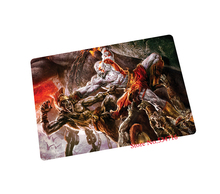 god of wars mouse pad Massive pattern pad mouse best gaming mousepad gamer large personalized mouse pads keyboard pad play mats(China)