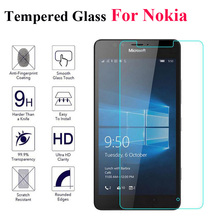 Tempered Glass Screen Protector For Nokia Lumia 530 532 535 540 550 630 640 XL 650 730 820 830 920 950 1020 1320 1520 Cover Film