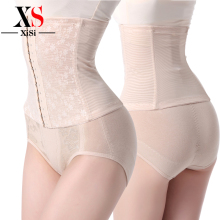 Good Quality Sexy Tummy Trimmer Girdl Cheap Corset Women black Body Shaper Steel Waist Trainer Corsets Cincher Underbust Corset(China)