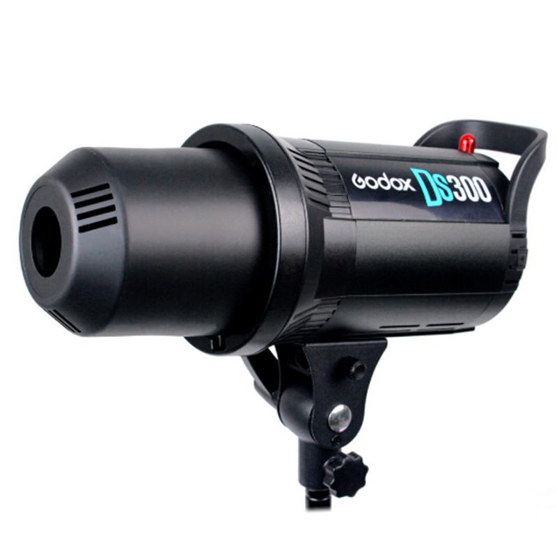 GODOX DS300 Flsh Speedlite3