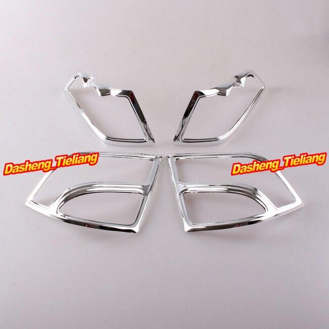 Fairing Saddlebag Light Accents for Honda Goldwing GL1800 2001-2011 Decoration Boky Kits Chrome<br><br>Aliexpress