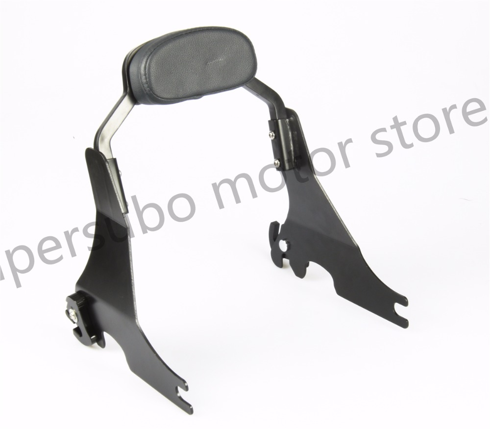 Black-Short-Passenger-Backrest-Sissy-Bar-For-Harley-Sportster-883-XL1200-48-72-2004-2017-harley