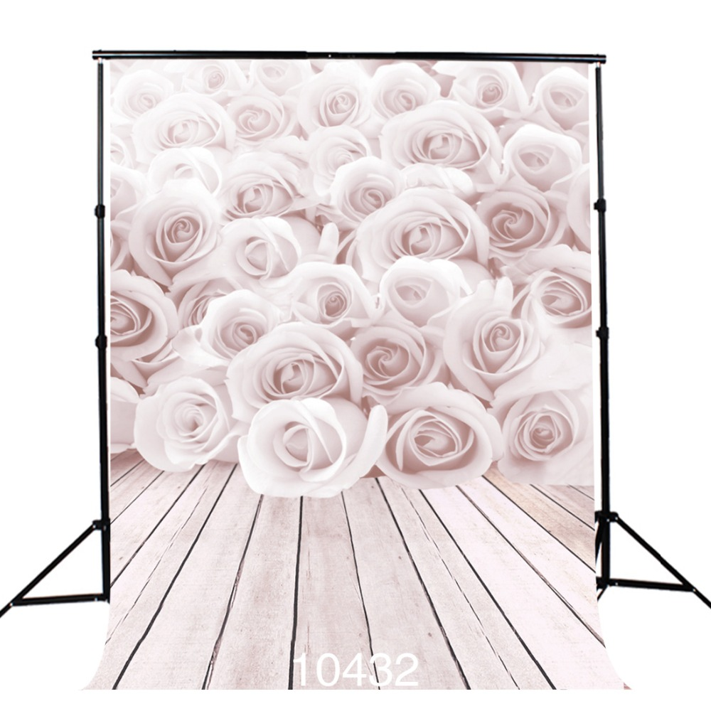 Children photography background Wood flower photo backdrop Photography backdrops  150x210cm Fond studio photo vinyle SJOLOON<br><br>Aliexpress