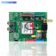 SIM900 of SIMCOM Quad-band GSM GPRS Shield Development Board + Antenna for Arduino
