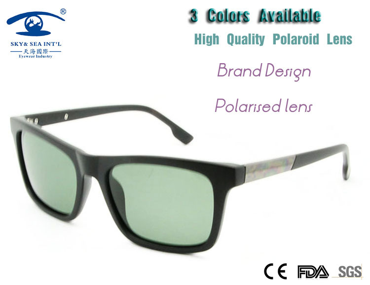 New 2015 Outdoors Mens Fashion Polaroid Sunglasses Brand New Polarized Envoke Rectangular Sunglasses<br><br>Aliexpress