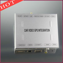Plug and Play In Car Video Interface For VW Golf Sportsvan 2015 Built-in GPS Navigation System