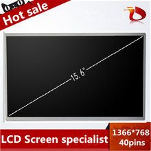 "High quality A+15.6"" Laptop LCD Screen for Samsung NP R519 R520 R522 R525 R528 R530 R538 LED LVDS WXGA 1366x768"