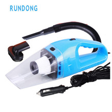 12V 120W Suction Mini Vehicle Car Handheld Vacuum Dirt Cleaner Wet & Dry Aspirador de po aspiradora new hot handy styling july6