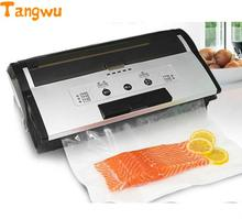 Free shipping Full automatic commercial machine air filling dry and wet Vacuum Food Sealers Vacuum Food Sealers