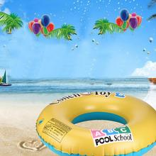 ISHOWTIENDA Inflatable Swimming Swim Ring Pool River Lake Beach Raft Floating Tube Ring boia piscina #A35(China)