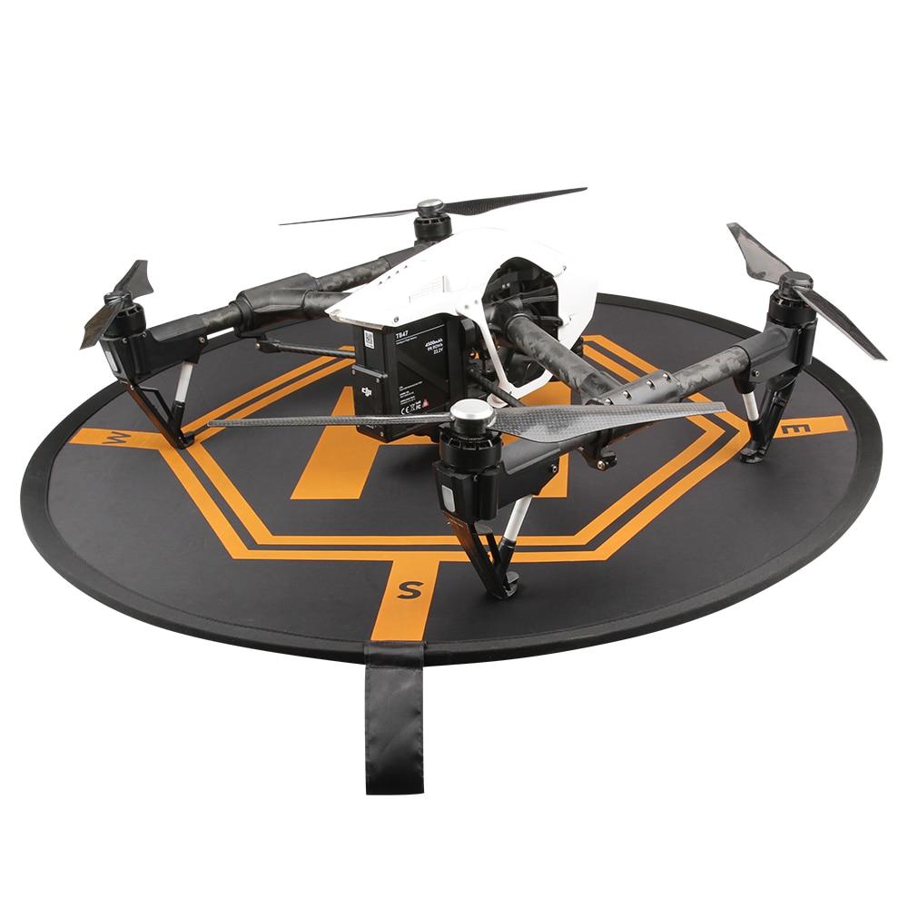 Mini Fast-folding Landing Pad Portable Parking Apron for DJI Mavic Pro/ Phantom 3/4/ Inspire 1 RC Drone spare Parts accessories<br><br>Aliexpress