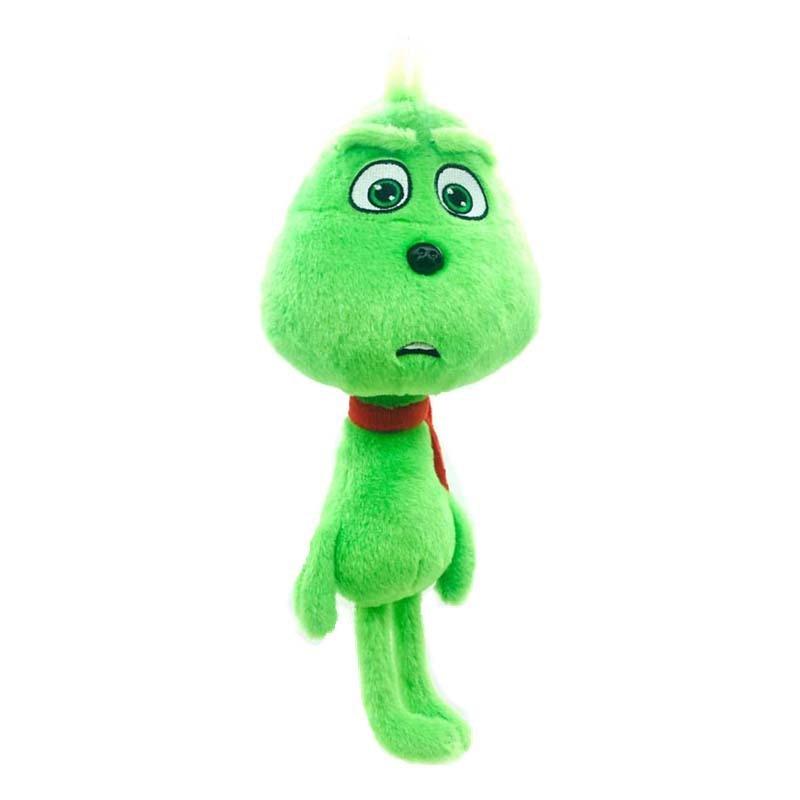 "Grinch plush toy doll how the grinch stole christmas boy girl figurine 12/"""
