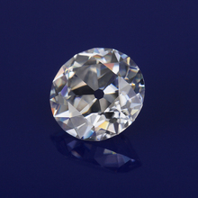 Loose Synthetic diamonds white EF 9*9mm 3.0 carat old european cut moissanites loose gems stones for jewelry making